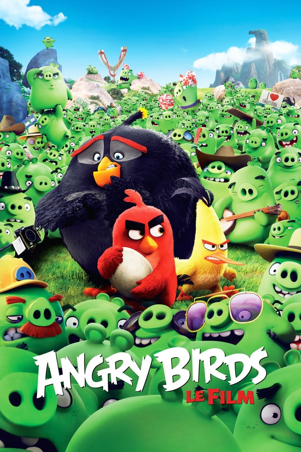 Angry Birds (1): Le film