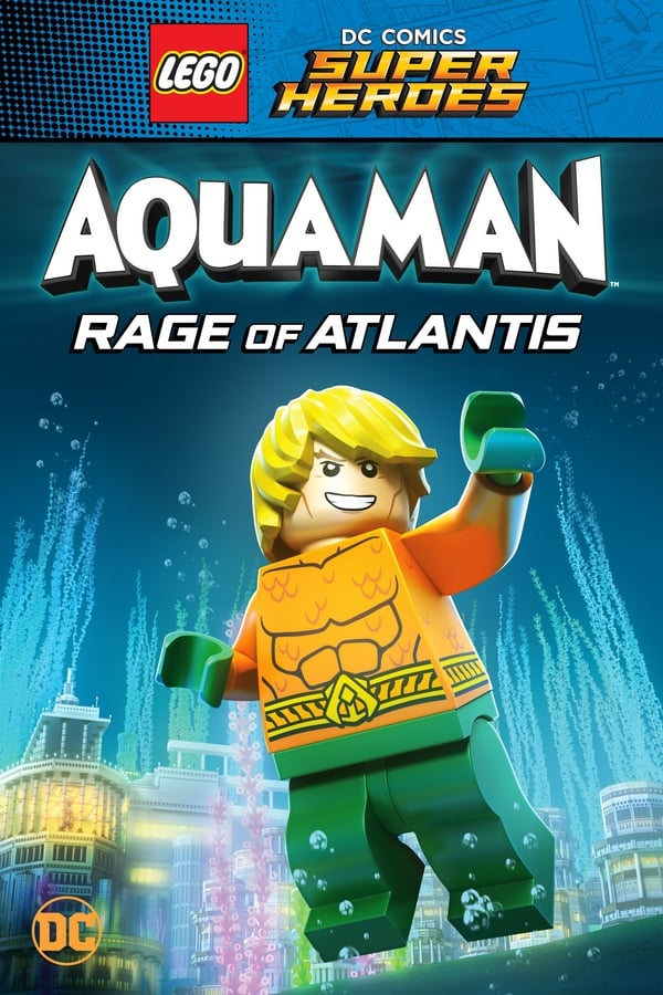 Lego DC Comics Super Héros: Aquaman (Rage of Atlantis)