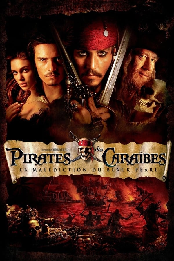 Pirates des Caraïbes (La Malédiction du Black Pearl)